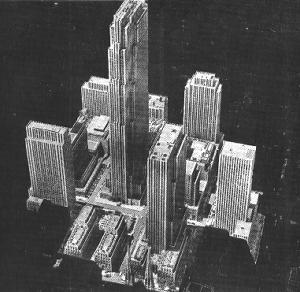Shoulder Patch Rockefeller Center New York