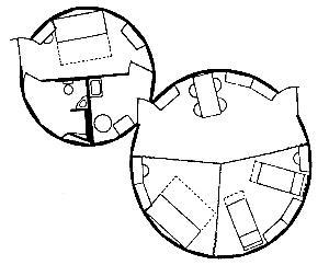 Dymaxion house dearborn for Dymaxion house plans