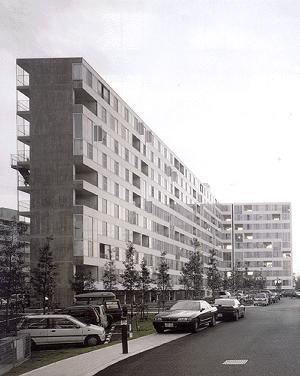 Kitagata Housing Project By Sanaa Photo