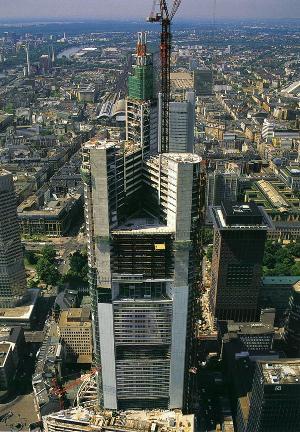 Commerzbank Tower Frankfurt Frankfort Main
