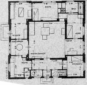 Haus Am Horn Weimar experimental housing weimar am horn