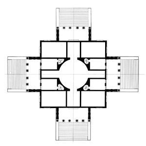 Plan Vicenza Villa