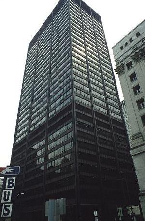 Richard J Daley Center City Hall Civic Center Chicago