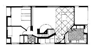 Venturi mother s house plan