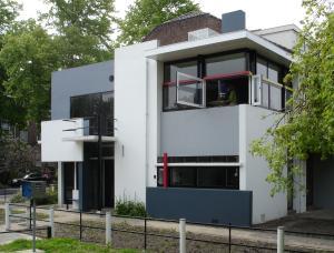Haus Der Innenarchitektin Truus Schröder Schrader Utrecht