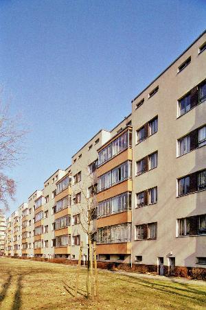 Mehrfamilienhaus in berlin siemensstadt ringsiedlung for Mehrfamilienhaus berlin