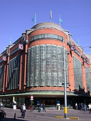 Kaufhaus De Bijenkorf, Den Haag