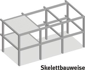 Skeleton Frame Structure