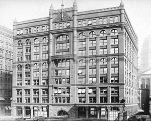 Rookery Building Chicago