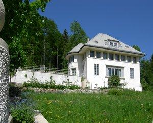 Villa jeanneret perret la maison blanche la chaux de fonds for Architecture de la maison blanche